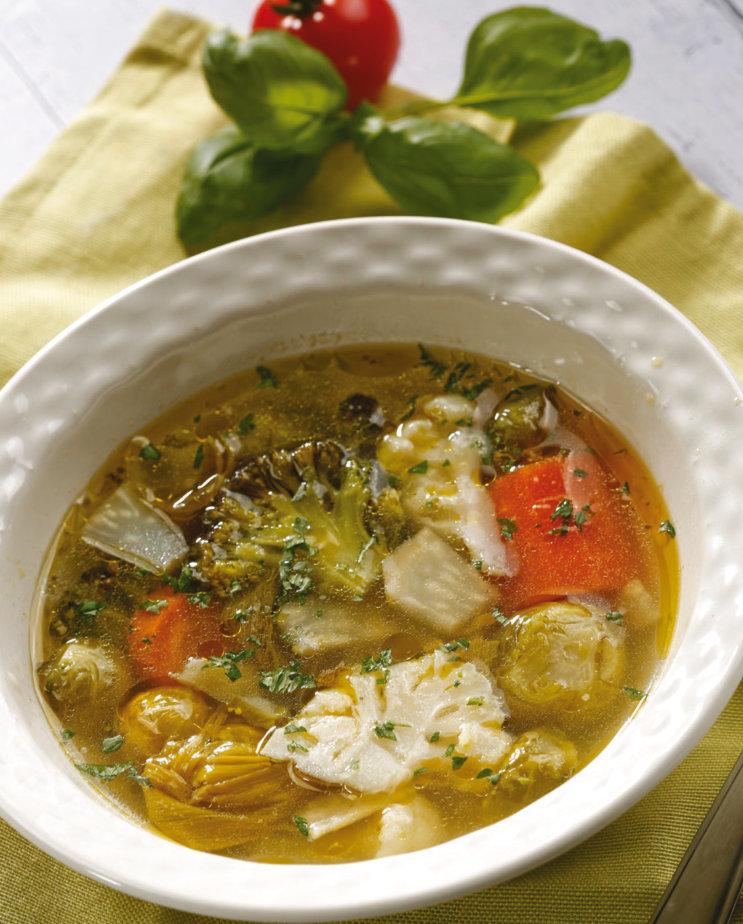 povrtna juha
