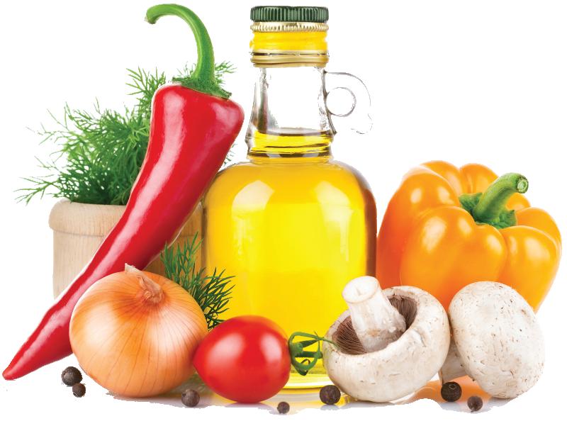 Začini povrće voće i bilje u lovačkoj kuhinji
