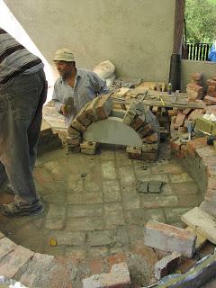 krusna peć gradnja