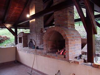 krusna pec sa roštiljem
